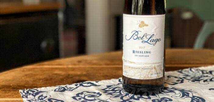 [REVIEW] Bel Lago Vineyard 2017 Riesling