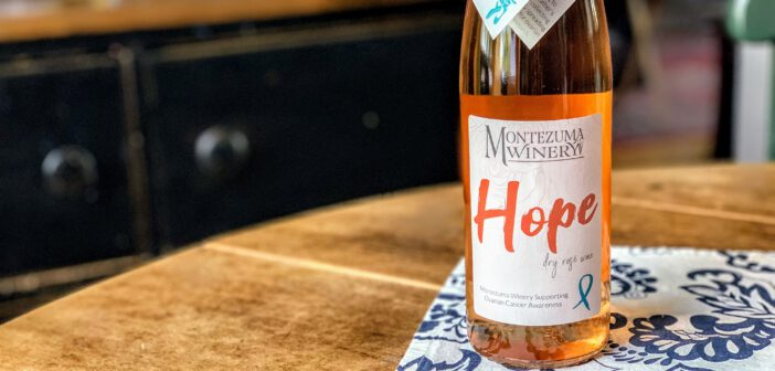 "[REVIEW] Montezuma Winery 2019 ""Hope"" Dry Rosé"