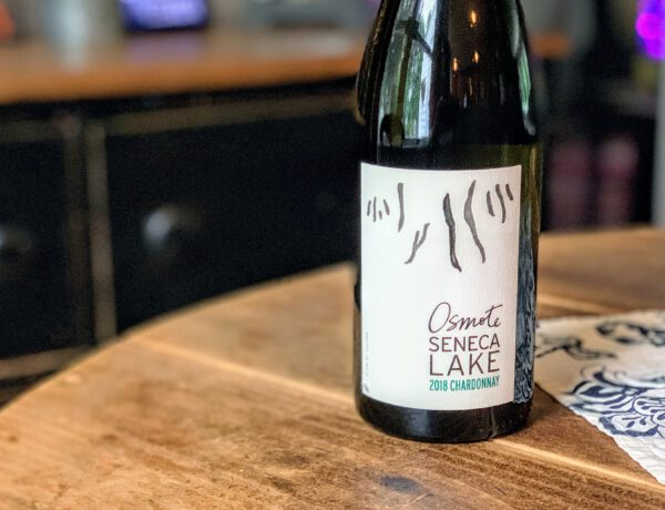 [REVIEW] Osmote Wines 2018 Seneca Lake Chardonnay