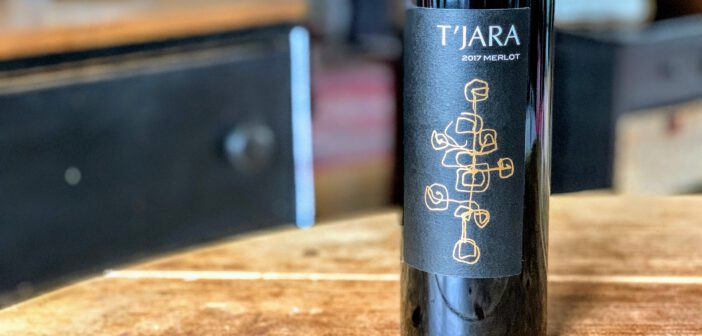 [REVIEW] T'Jara Vineyards 2017 Merlot